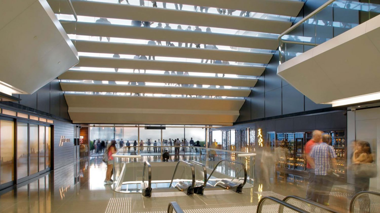Hong Kong | Ocean Terminal | Foster + Partners | glass industry | Interior | IGS Mag