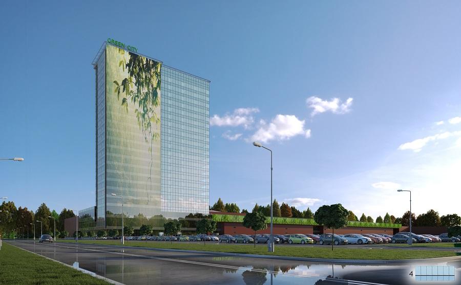 Dip-tech | Green City | Belarus | Press Glass | IGS Mag | Printed glass