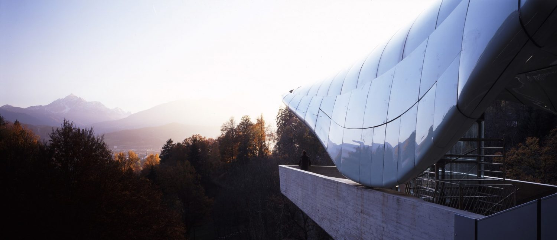Alpenzoo Station   Zaha Hadid Architects   Press Release
