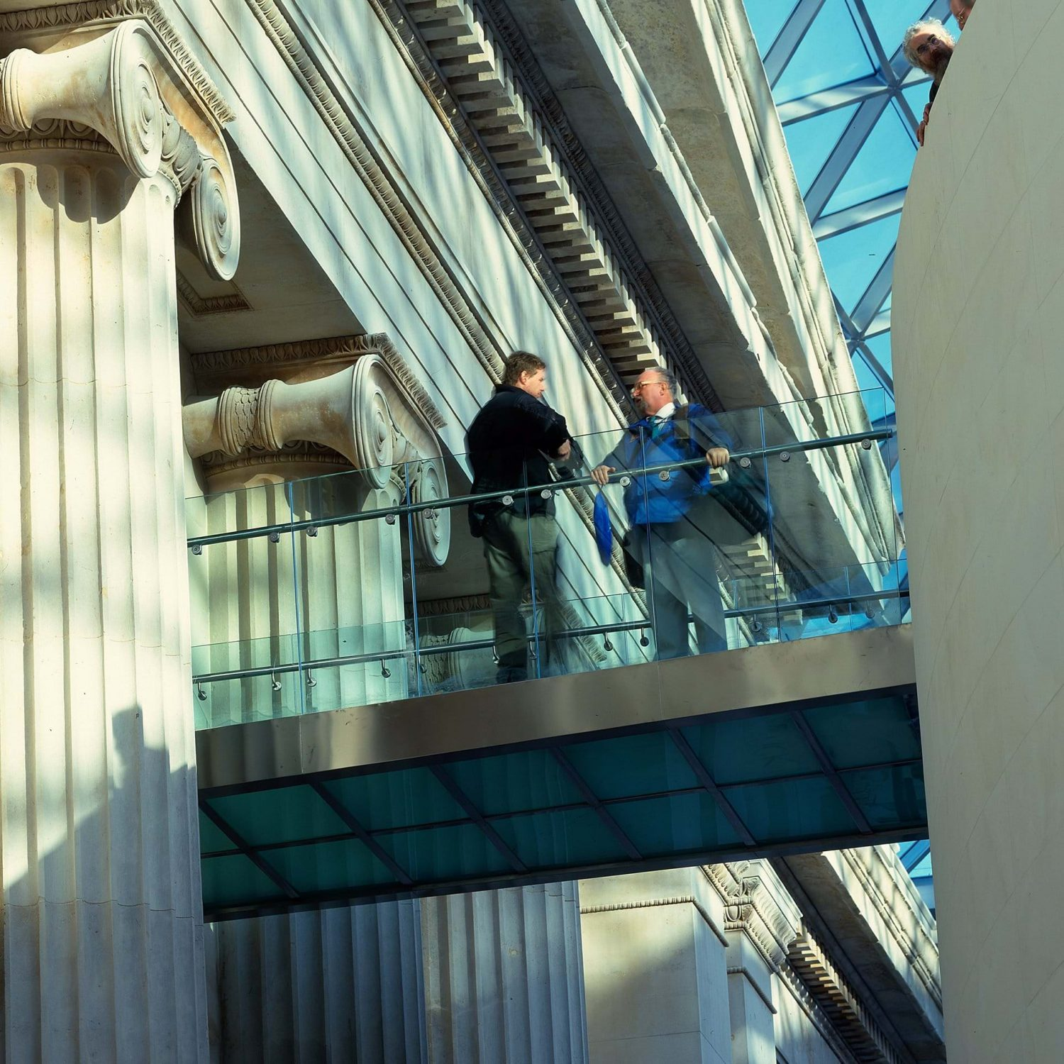 Great Court at the British Museum - Projects - IGS Magazine-5