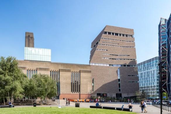 Ramboll   Blavatnik Building, Switchhouse Extension of the Tate Modern   SFE Awards   IGS Magazine   Daytime