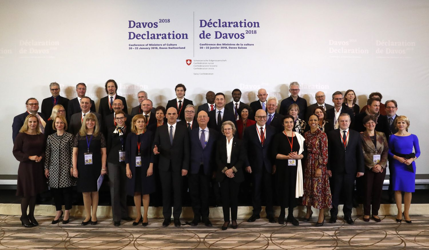 The architects council of europe endorses the davos for Architects council of europe