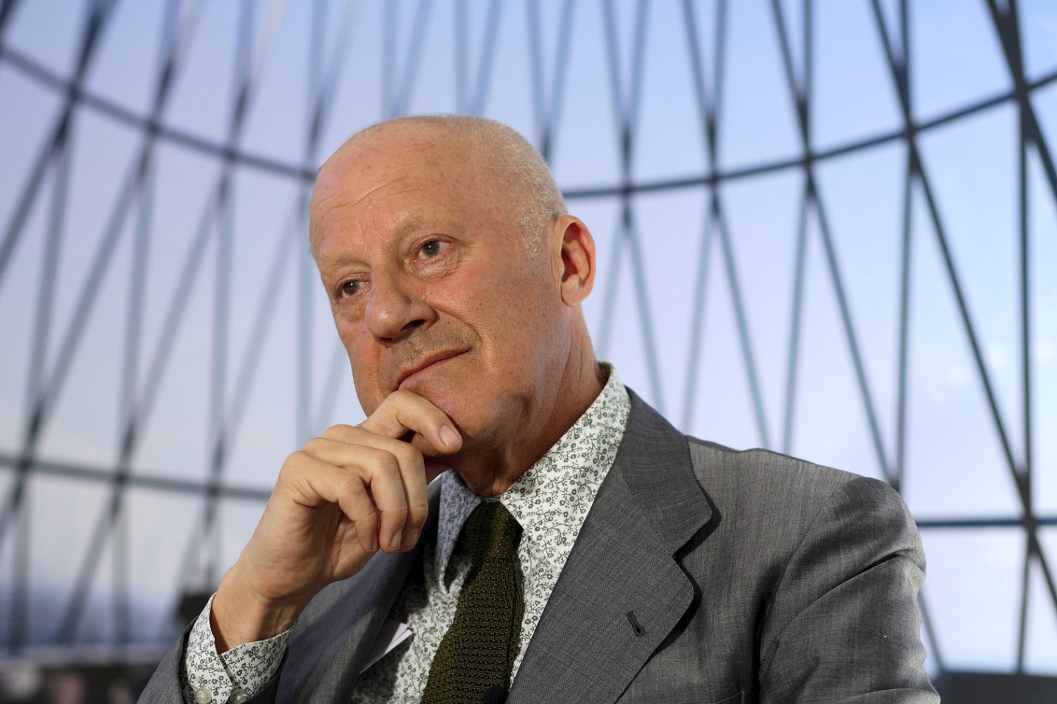 norman foster becomes president of the royal fine art commission trust igs. Black Bedroom Furniture Sets. Home Design Ideas