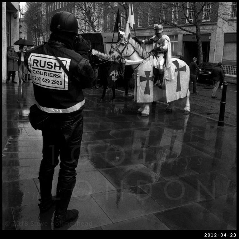 10001 days in London - Steve Hollingshead - Photography - London - IGS Magazine - 2