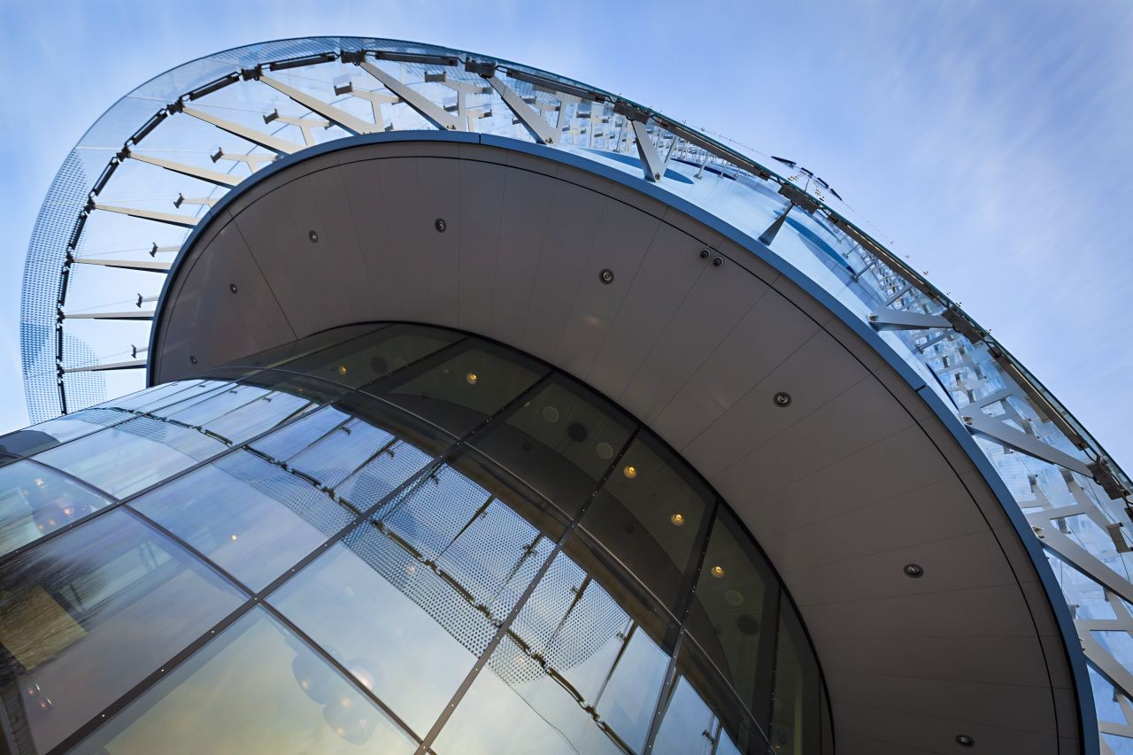 Fletcher Hotel - Benthem Crouwel Architects - Printed Glass - Facade - IGS Magazine - 15