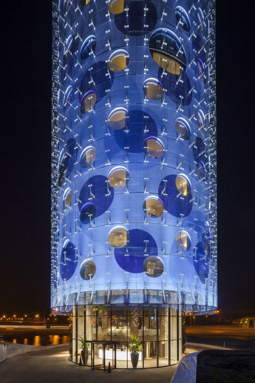 Fletcher Hotel - Benthem Crouwel Architects - Printed Glass - Facade - IGS Magazine - 16