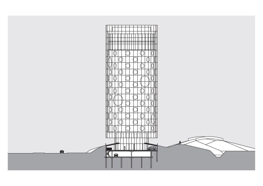 Fletcher Hotel - Benthem Crouwel Architects - Printed Glass - Facade - IGS Magazine - 23