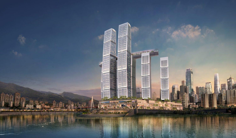 Najveća horizontalna zgrada
