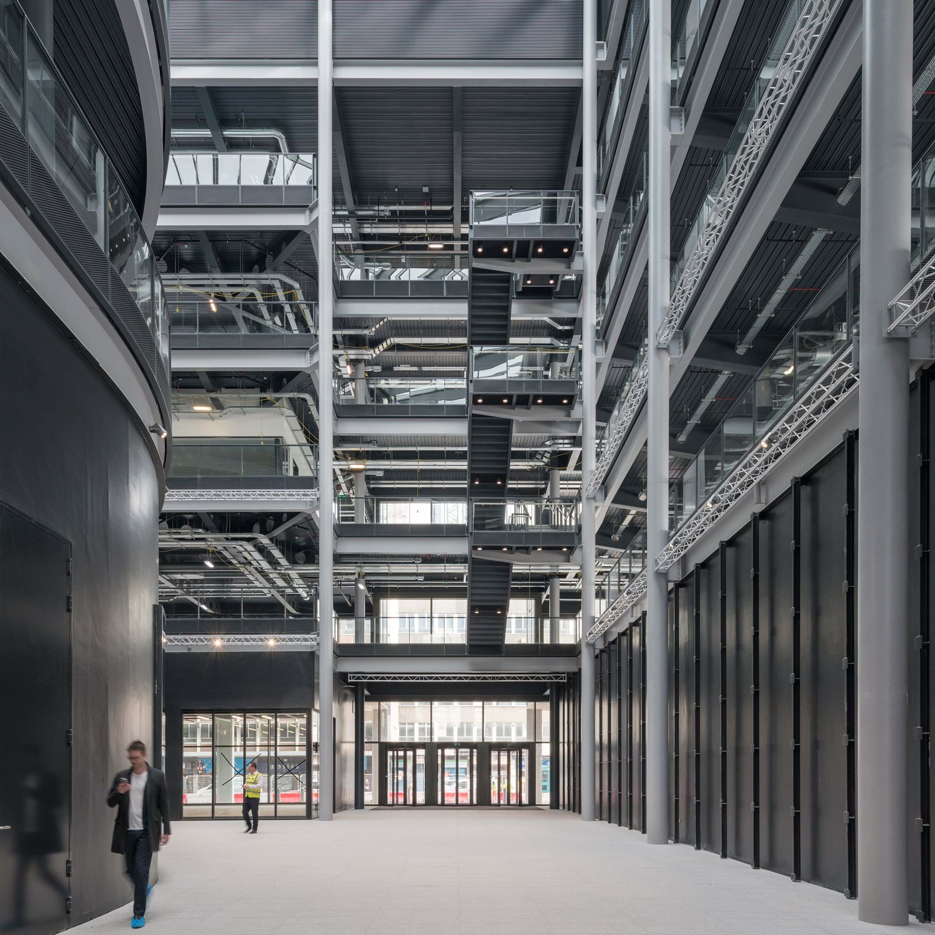 BBC Headquarters - Wales - Foster + Partners - IGS Magazine - Press Release - 4