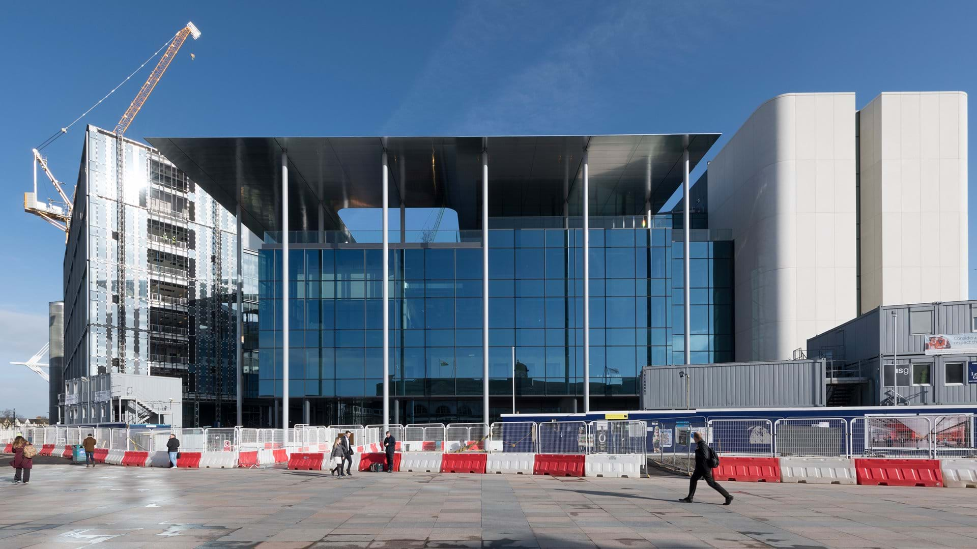 BBC Headquarters - Wales - Foster + Partners - IGS Magazine - Press Release - 5