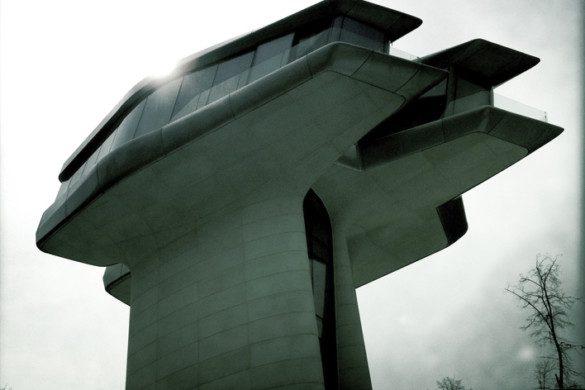 Capital Hill Residence - Zaha Hadid - IGS Magazine - Russia - Private - Architecture - 13