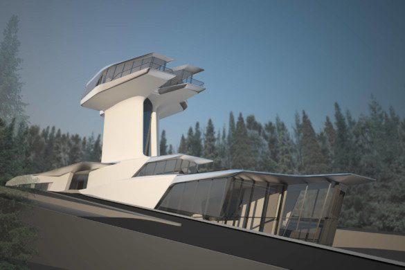 Capital Hill Residence - Zaha Hadid - IGS Magazine - Russia - Private - Architecture - 15
