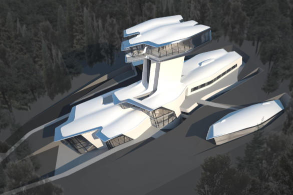 Capital Hill Residence - Zaha Hadid - IGS Magazine - Russia - Private - Architecture - 16