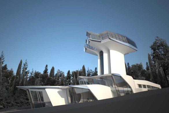 Capital Hill Residence - Zaha Hadid - IGS Magazine - Russia - Private - Architecture - 17