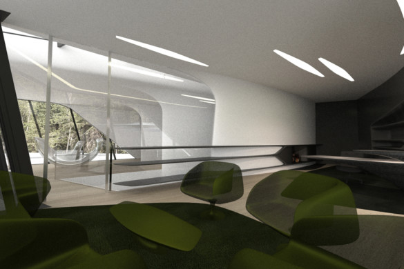 Capital Hill Residence - Zaha Hadid - IGS Magazine - Russia - Private - Architecture - 20