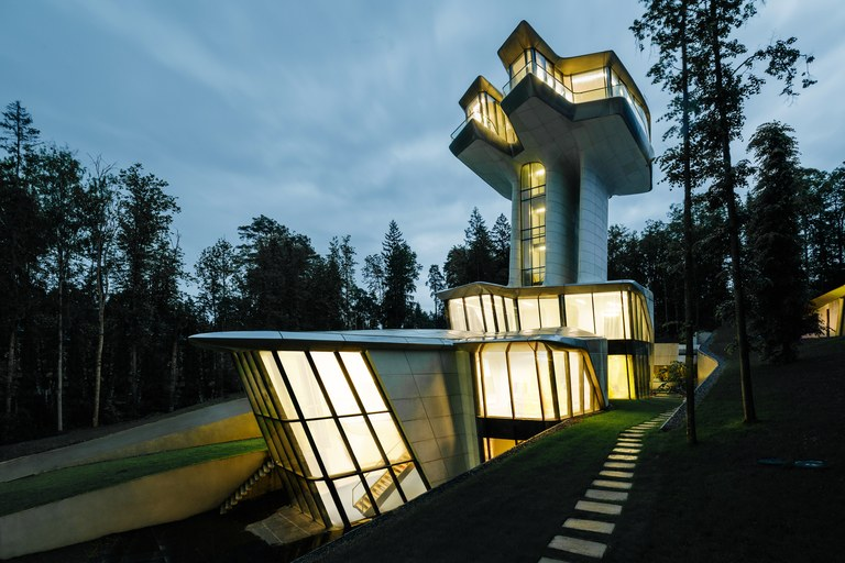 Capital Hill Residence - Zaha Hadid - IGS Magazine - Russia - Private - Architecture - 3