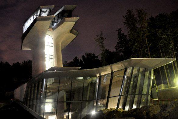 Capital Hill Residence - Zaha Hadid - IGS Magazine - Russia - Private - Architecture - 9