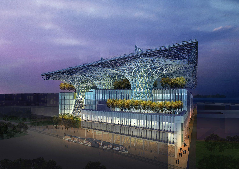 IGS Magazine-Masdar-Headquarters-Adrian-Smith-Gordon-Gill-Architecture-Carbon Neutrl-3