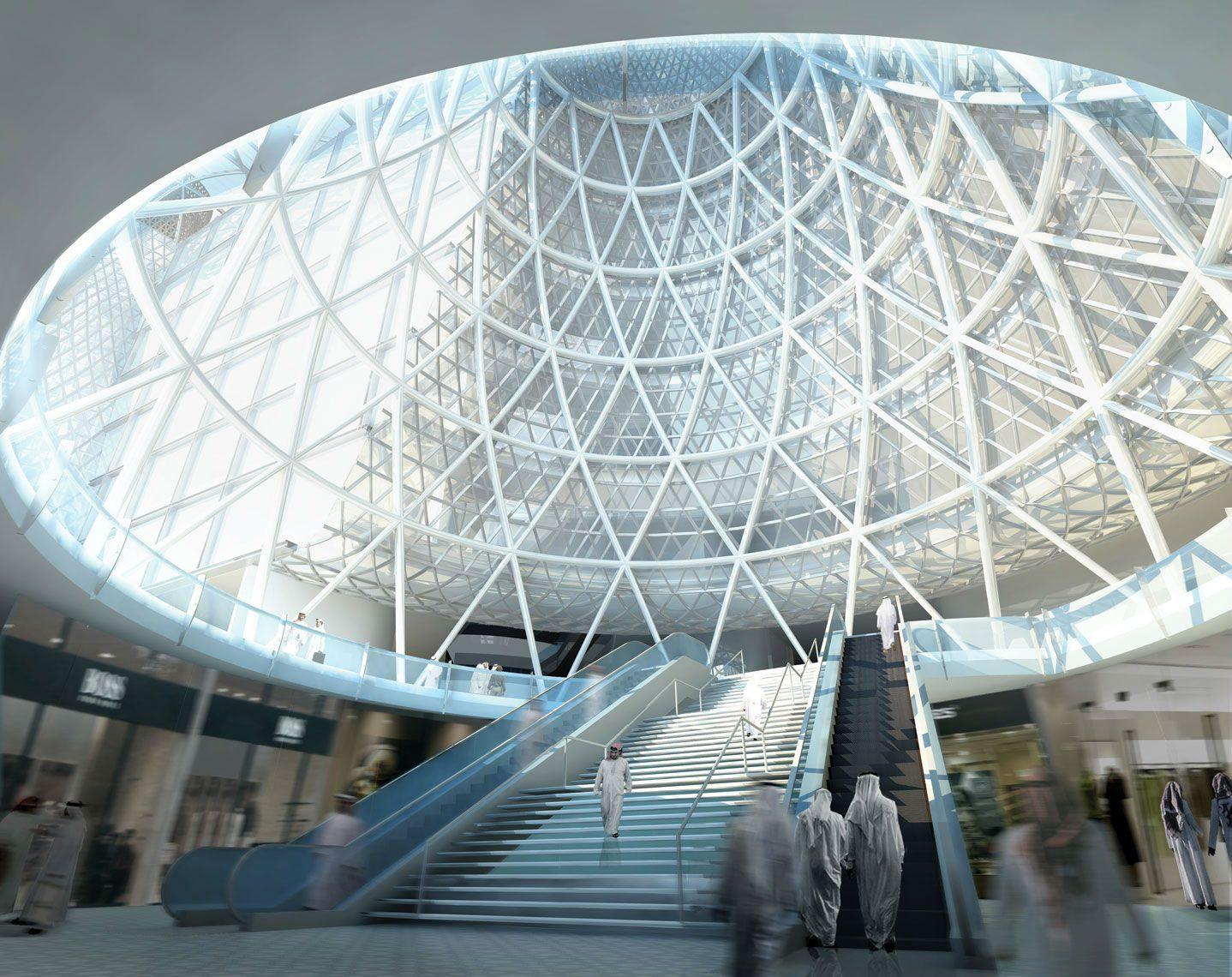 IGS Magazine-Masdar-Headquarters-Adrian-Smith-Gordon-Gill-Architecture-Carbon Neutrl-5
