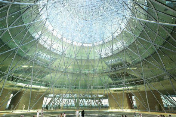 IGS Magazine-Masdar-Headquarters-Adrian-Smith-Gordon-Gill-Architecture-Carbon Neutrl-7