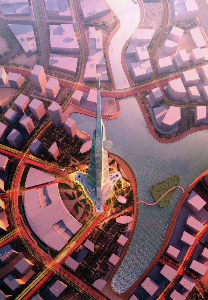 Jeddah Tower - Kingdom - Adrian Smith + Gordon Gill - IGS Magazine - Guardian Glass - Facade -2