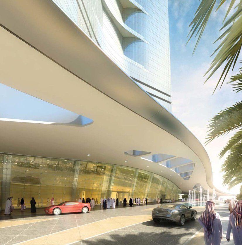 Jeddah Tower - Kingdom - Adrian Smith + Gordon Gill - IGS Magazine - Guardian Glass - Facade -3