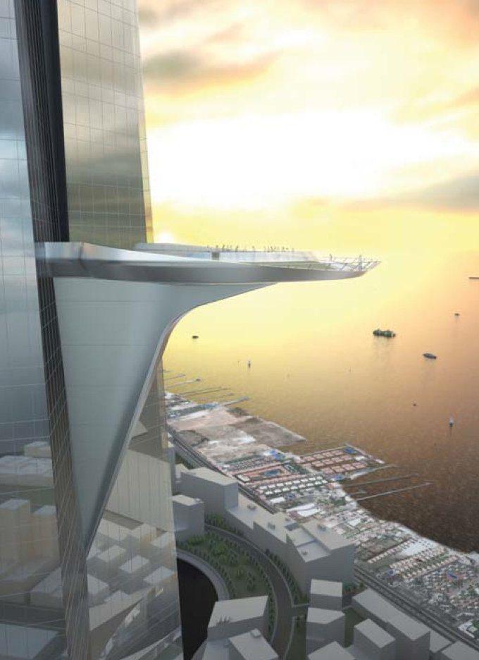 Jeddah Tower - Kingdom - Adrian Smith + Gordon Gill - IGS Magazine - Guardian Glass - Facade -6