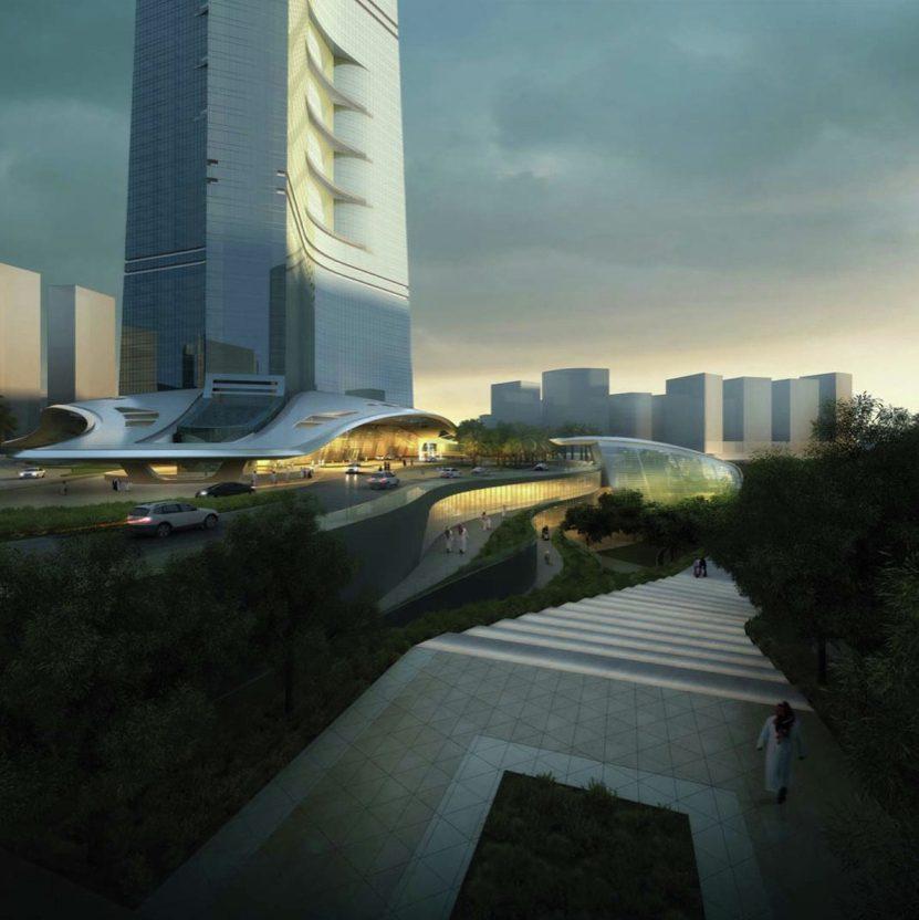 Jeddah Tower - Kingdom - Adrian Smith + Gordon Gill - IGS Magazine - Guardian Glass - Facade -7