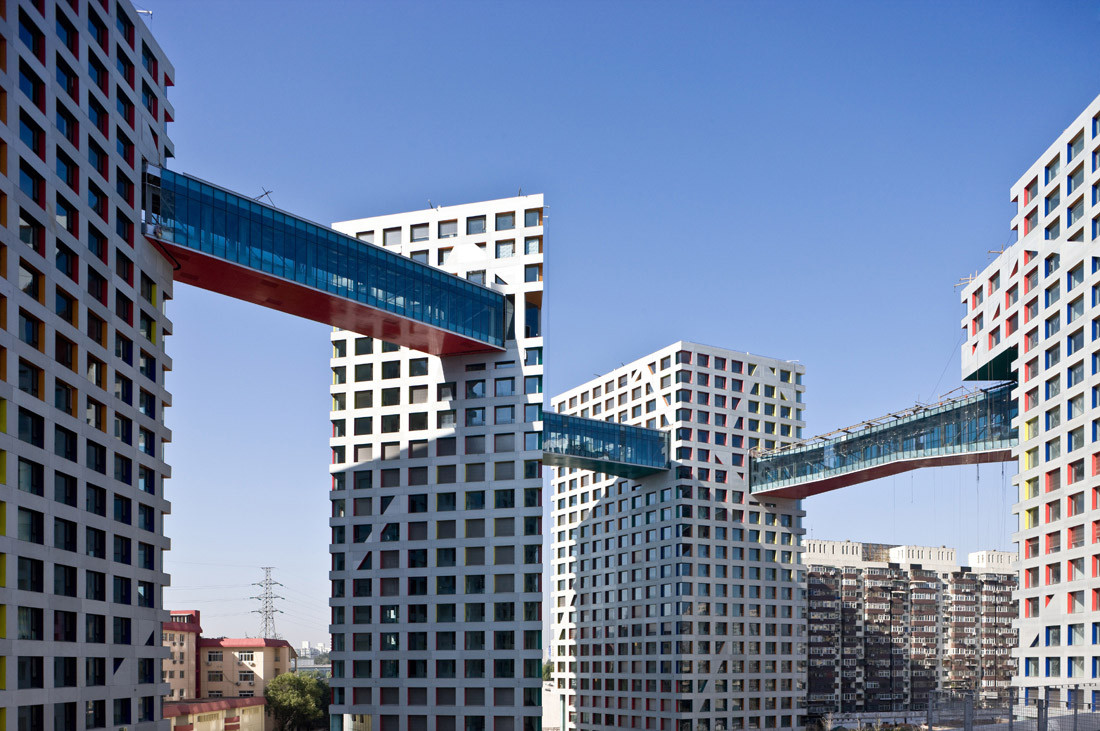Linked Hybrid - Steven Holl Architects - Video - Interview - IGS Magazine
