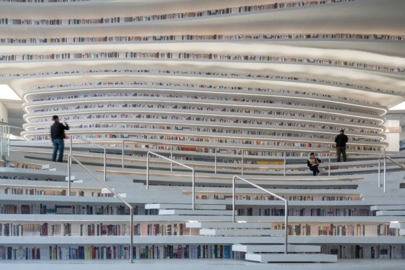 MVRDV - Tianjin Binhai Library - Ossip - IGS Magazine - Projects - 11