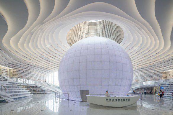 MVRDV - Tianjin Binhai Library - Ossip - IGS Magazine - Projects - 14