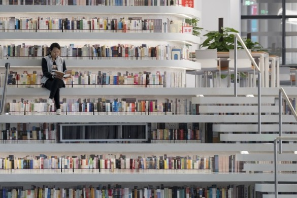 MVRDV - Tianjin Binhai Library - Ossip - IGS Magazine - Projects - 18