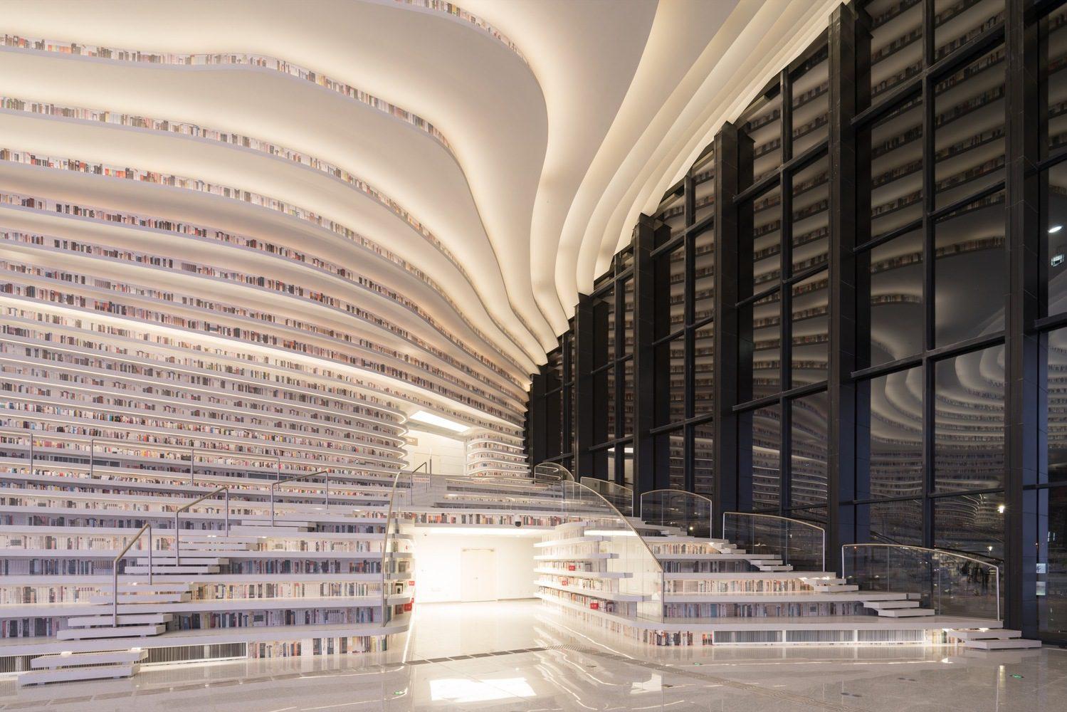 MVRDV - Tianjin Binhai Library - Ossip - IGS Magazine - Projects - 19