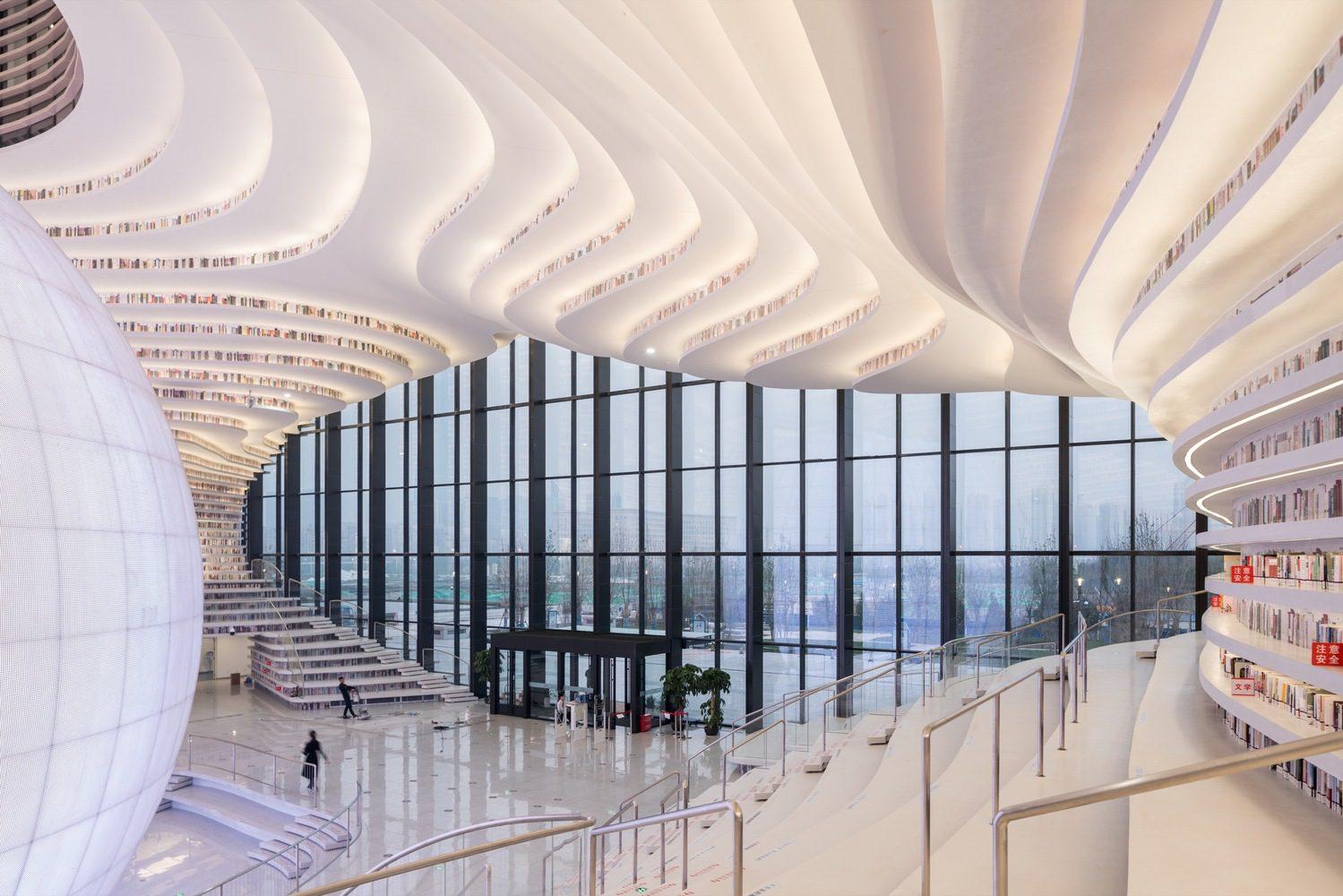 MVRDV - Tianjin Binhai Library - Ossip - IGS Magazine - Projects - 21