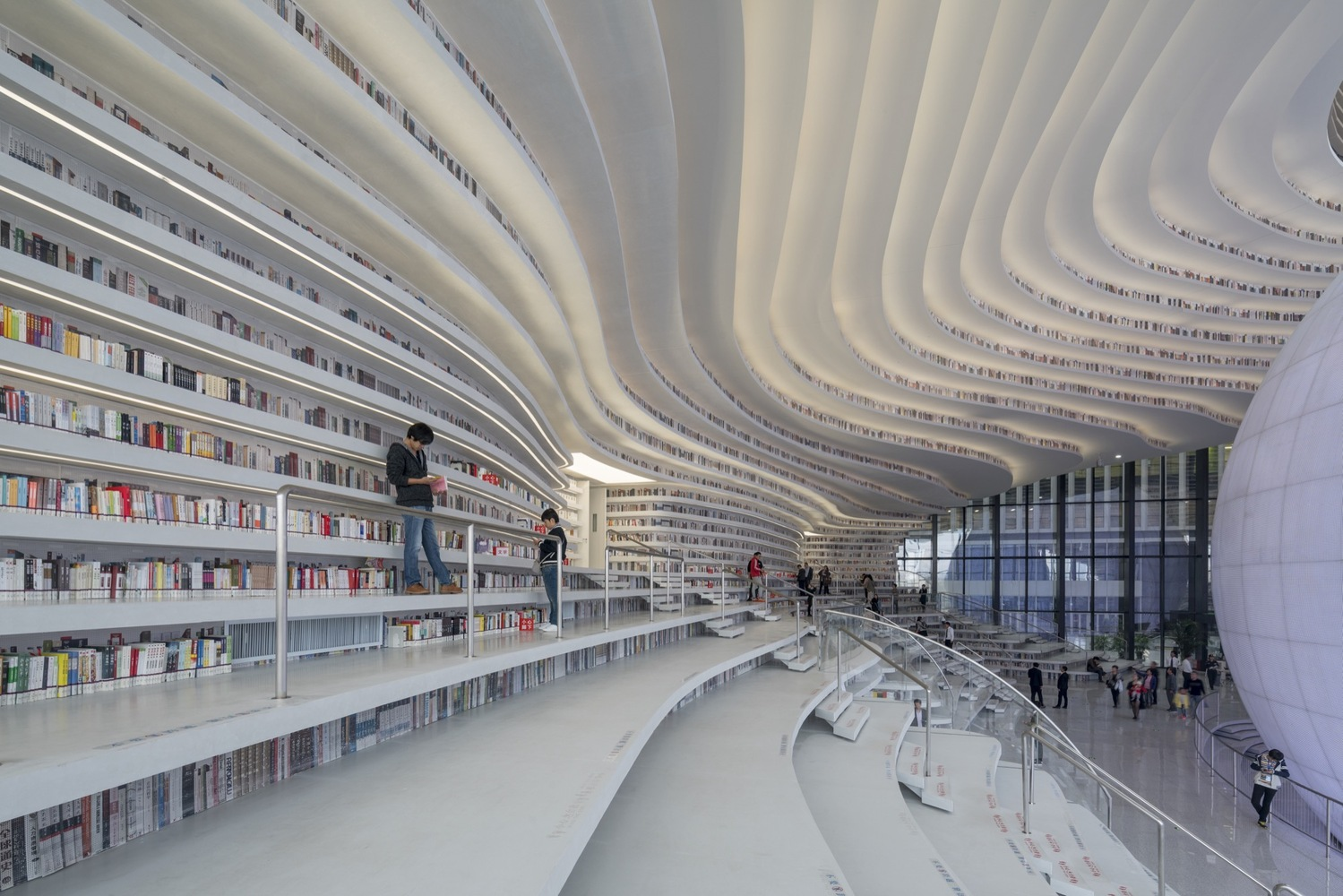 MVRDV - Tianjin Binhai Library - Ossip - IGS Magazine - Projects - 3