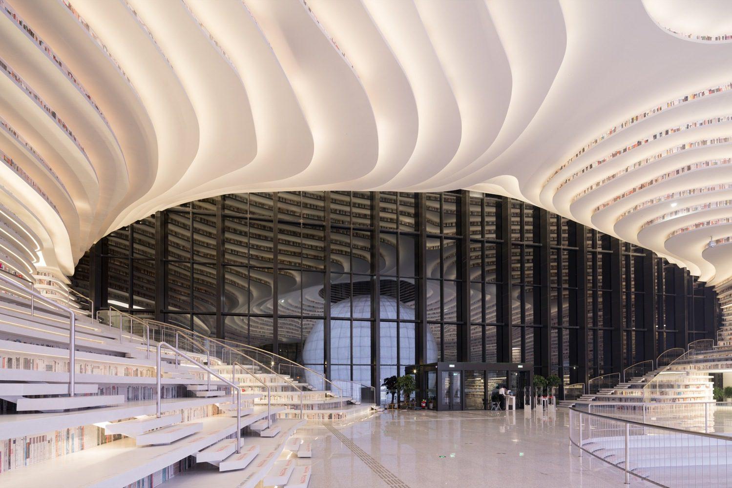 MVRDV - Tianjin Binhai Library - Ossip - IGS Magazine - Projects - 4