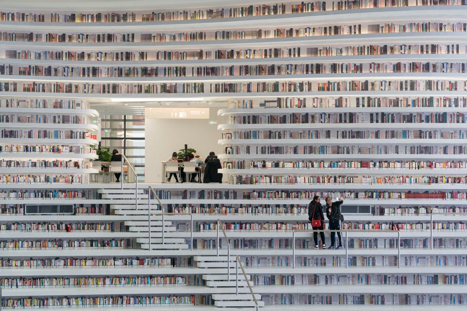 MVRDV - Tianjin Binhai Library - Ossip - IGS Magazine - Projects - 5