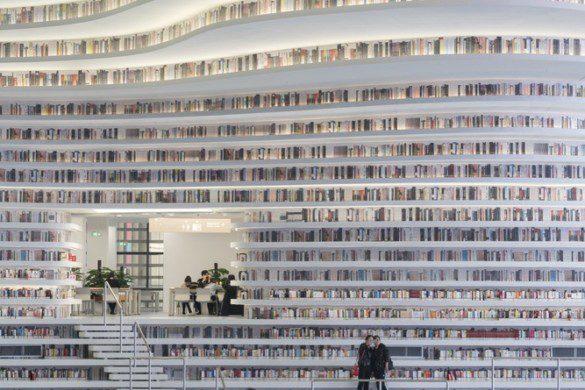 MVRDV - Tianjin Binhai Library - Ossip - IGS Magazine - Projects - 7
