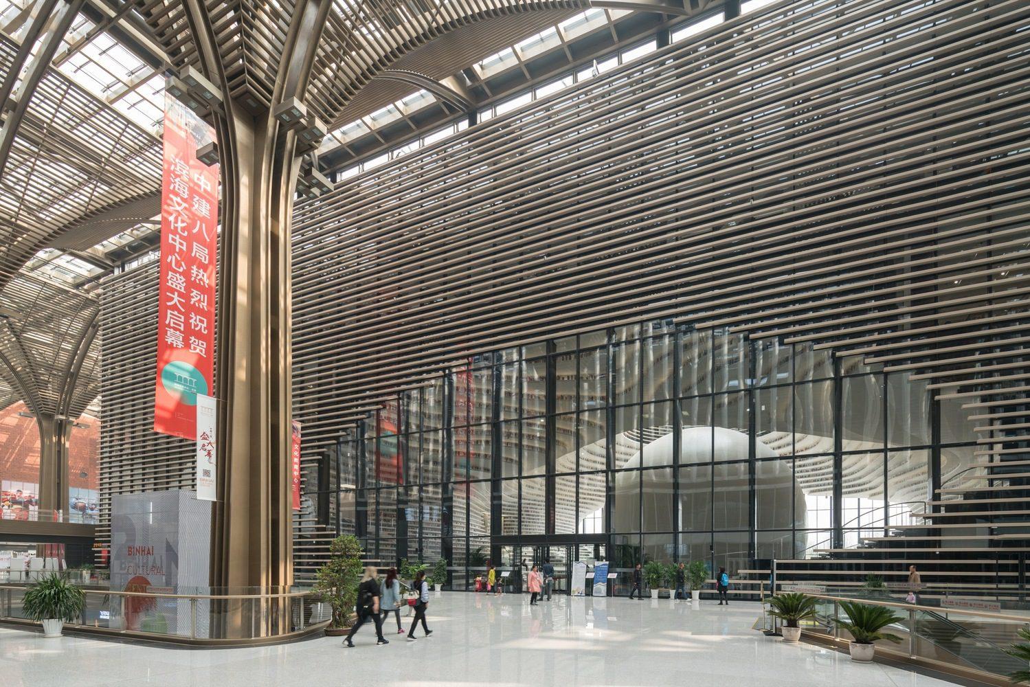 MVRDV - Tianjin Binhai Library - Ossip - IGS Magazine - Projects - 9