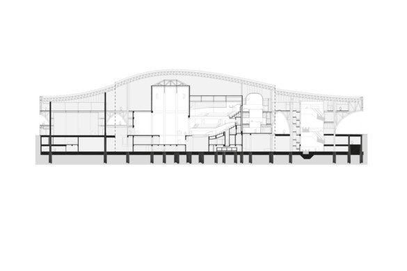World's Largest Single-Roof Performing Arts Center by Mecanoo set to open in 2018
