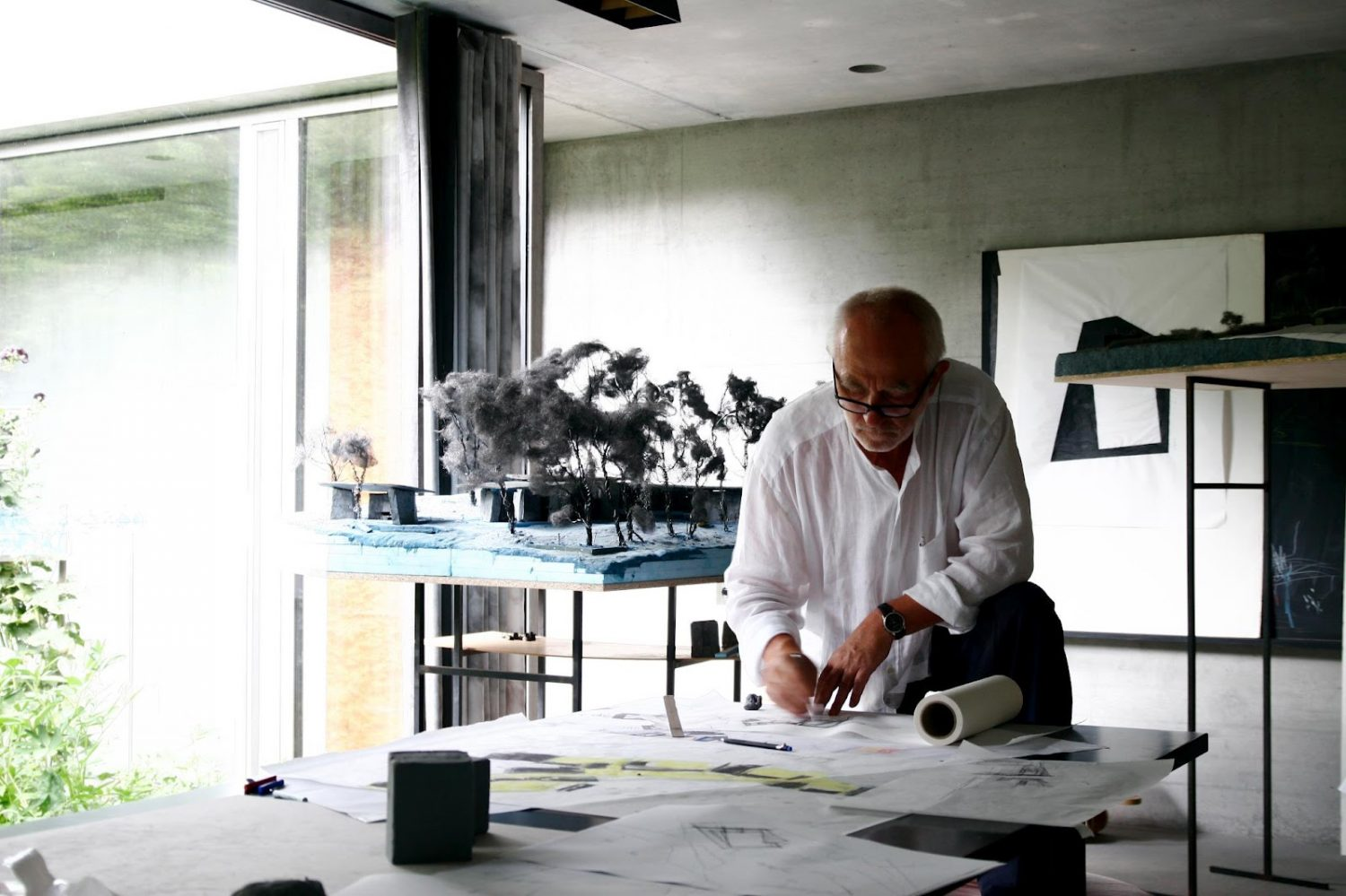 Peter Zumthor Interview-Different Kinds of Silence-interview-video-IGS Magazine-2