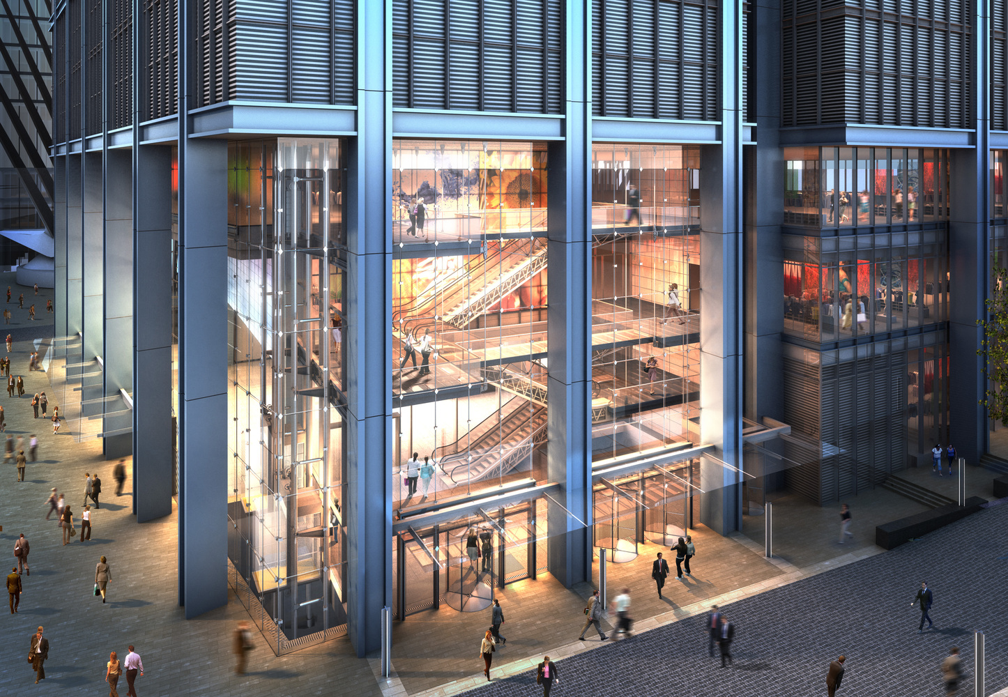 Rogers Stirk Harbour + Partners' 3 World Trade Center - New York - IGS Magazine - 10
