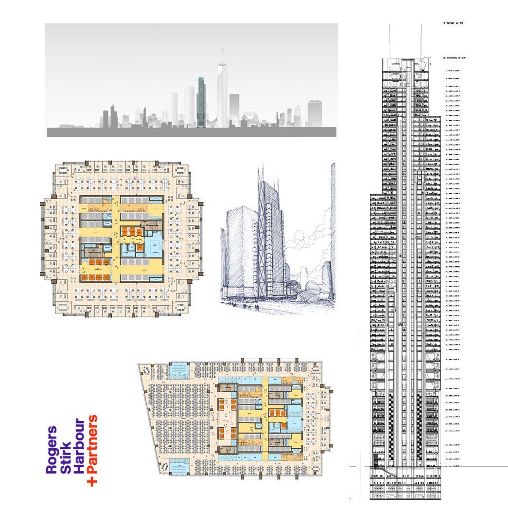 Rogers Stirk Harbour + Partners' 3 World Trade Center - New York - IGS Magazine - 12