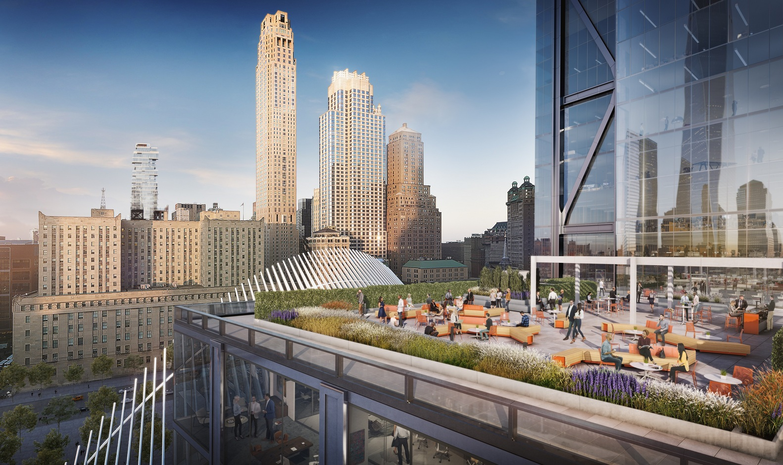 Rogers Stirk Harbour + Partners' 3 World Trade Center - New York - IGS Magazine - 2