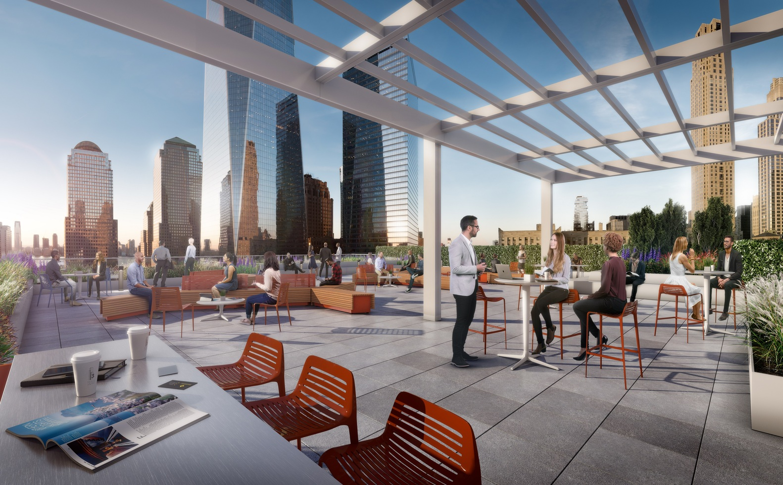 Rogers Stirk Harbour + Partners' 3 World Trade Center - New York - IGS Magazine - 3