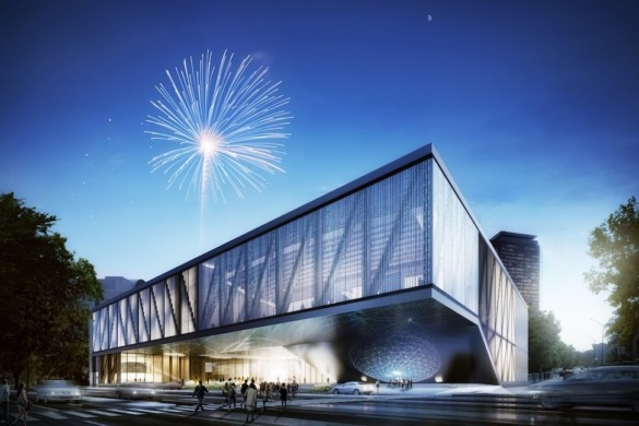 SMA to Design New Complex at Expo Guadalajara - IGS Magazine - News - 3