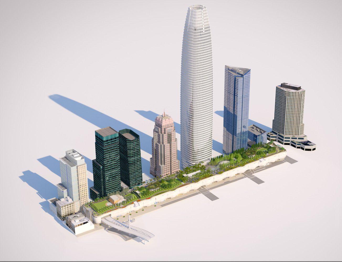 Salesforce Tower - Pelli Clarke Pelli Architects - IGS Magazine - Projects - 11