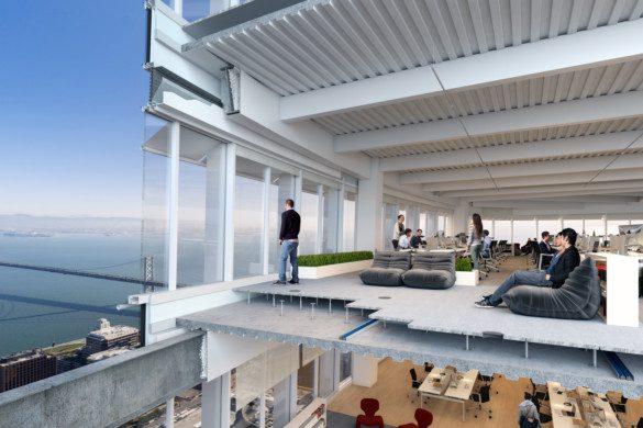 Salesforce Tower - Pelli Clarke Pelli Architects - IGS Magazine - Projects - 13