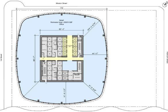 Salesforce Tower - Pelli Clarke Pelli Architects - IGS Magazine - Projects - 14