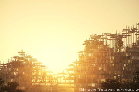 Sou Fujimoto Nicolas Laisné and Dimitri Roussel - Village Vertical - in Grand Paris - IGS Magazine - 10